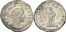 Ancient Roman Julia Mamaea Coin