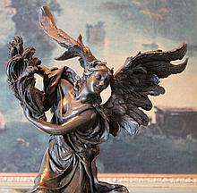 Beautiful Bronze Sculpture Ceres Goddess