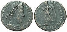 Ancient Roman Valentinian I Coin