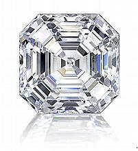 Bianco 3 Ct Asscher Cut Diamond