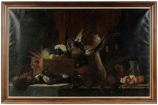 Max Otto Beyer, Nature Morte, Signed OOC