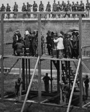 Abraham Lincoln Conspirators Assassination Photo
