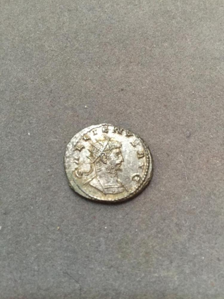 253-268 AD Roman Coin, Gallienus
