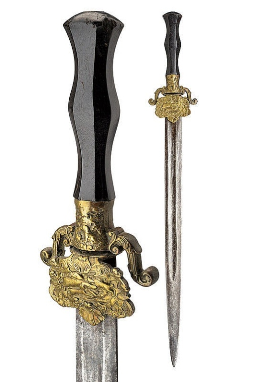 19thc German Hunting Dagger