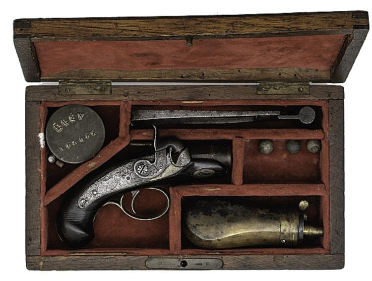 1830's Cased