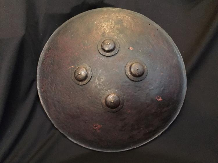 Early 1800's Indo Persian Dahl Shield
