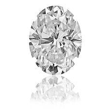 4ct Oval Cut BIANCO Diamond