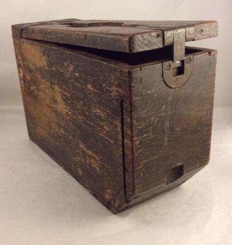WWII Rare Original Colt Ammo Box