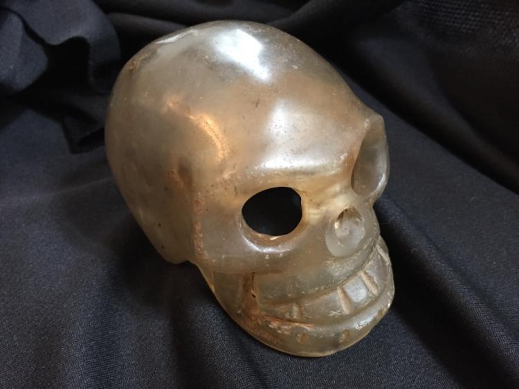 Chinese Hongshan Crystal Skull