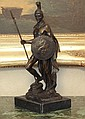 Glorious Bronze Sculpture Spartcus