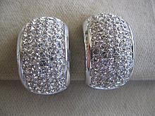 Signed CHRISTIAN DIOR Earrings