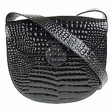 PP0751Yves Saint Laurent Leather Shoulder Bag