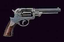 A Starr Arms Co. D.A. 1858 Army Revolver 44 cal