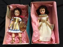 Madame Alexander Dolls, Marc Antony & Cleopatra