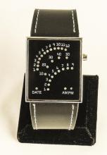 Retro Style Digital LED Wristwatch