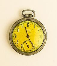 Men's Antique Westclox Ben Pocket Watch