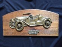 Ford Frontenac Wall Plaque Decoration