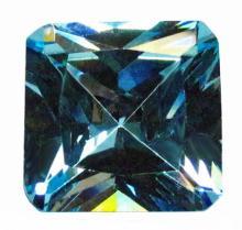 16.5ct Octagon Cut Blue BIANCO Diamond