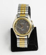 Vintage Men's Elgin Glow Quartz Watch