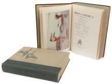1936 Two Volume Set, Audubon's Birds of America, Pearson/Burrough