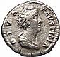 Faustina I Roman Empress Ancient Coin