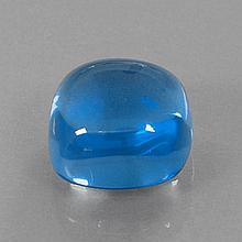 13.19ct Swiss Blue Topaz~ size11.9 x 11.87 x 8.39