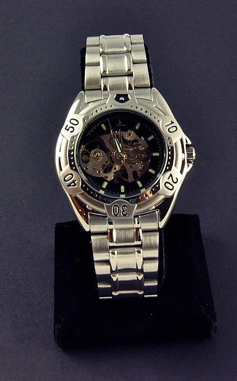 Men's Stainless Wristwatch