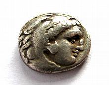 281B.C Ancient Greece Alexander III Macedon Coin