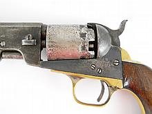 A Manhattan .36 Navy five shot revolver