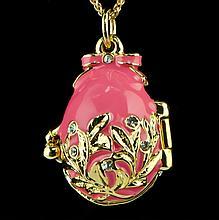 Ivy Faberge Inspired Locket