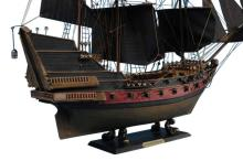 Black Bart's Royal Fortune Limited Model Pirate Ship 24
