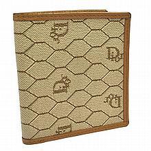Vintage Christian Dior Bifold Wallet