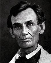Abraham Lincoln 8 X 10 photo