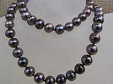 STUNNING 7-8 MM Akoya Pearl Necklace