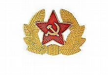 Russian Badge Lapel Pin