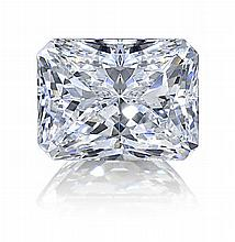 Bianco 1Carat Radiant Cut Diamond