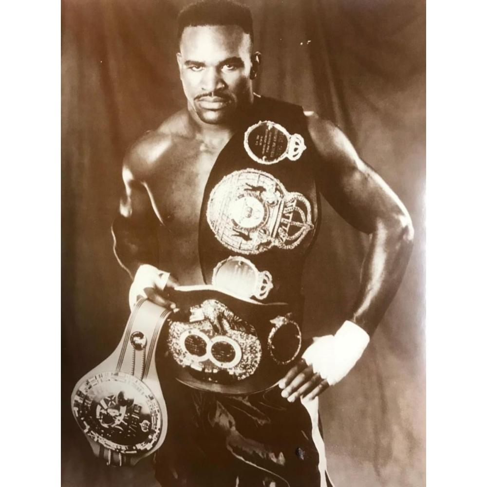 Evander Holyfield Heavyweight Boxing Photo Print
