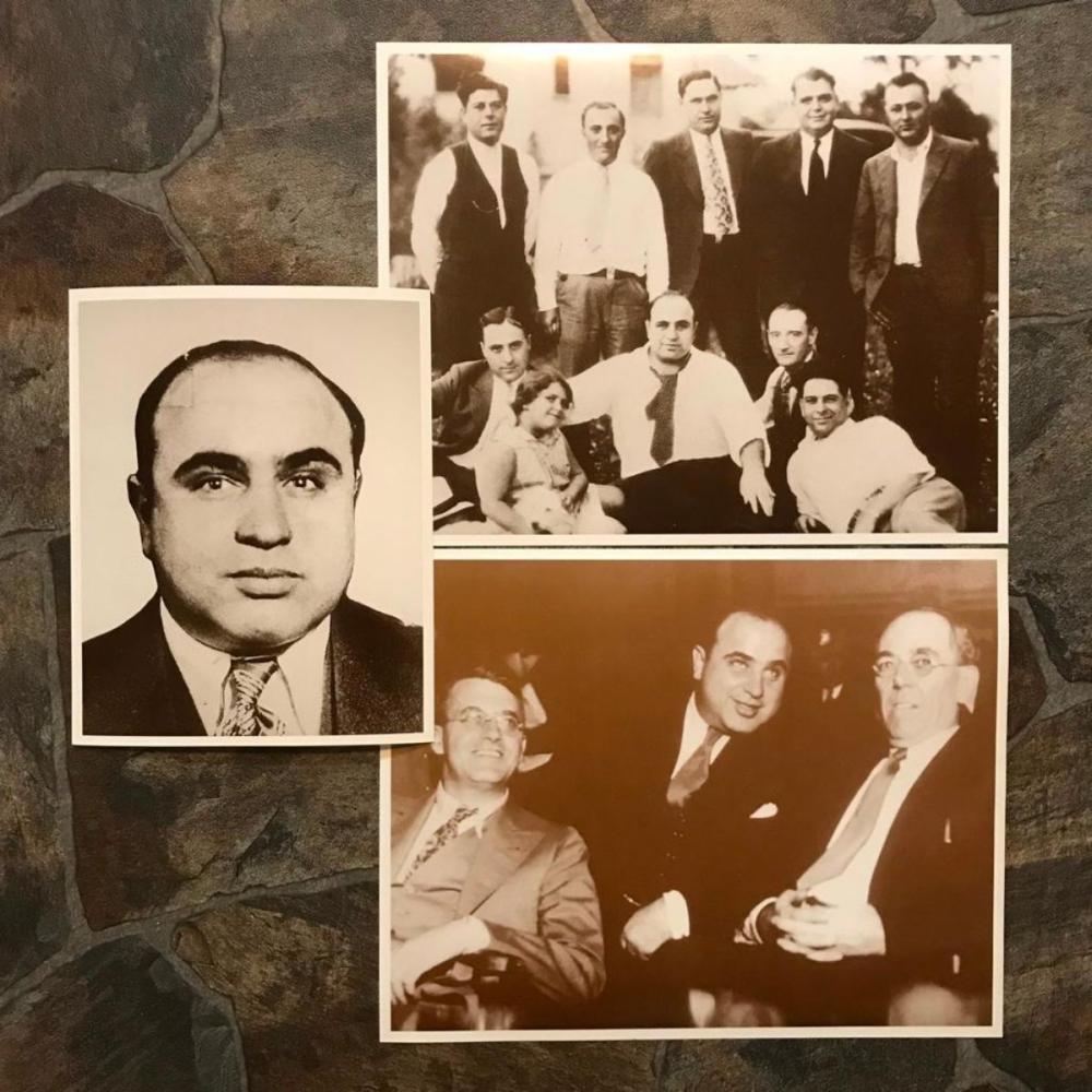 Gangster Al Capone Photo Prints