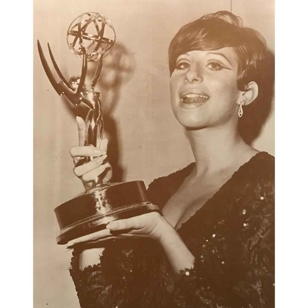 Vintage Barbra Streisand Photo Print
