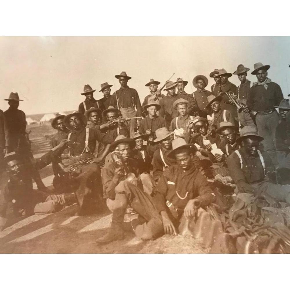 African American History, Black Americana, Buffalo Soldiers