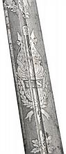 PATTERN 1832 GENERAL AND STAFF OFFICER'S SWORD