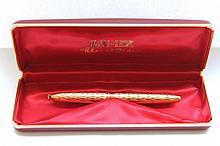Vintage Lalex ÜberalFeder Gold-filled Pen.