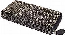 Alexander Kalifano Wallet, Black Diamond