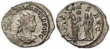 Ancient Roman Gallienus Coin