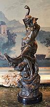 Greek Godess Selene - Titaness of the moon