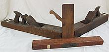 18th & 19th Century Primative Tools (3 pieces)