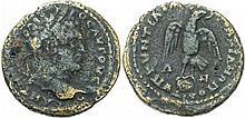 Ancient Roman Caracalla Coin