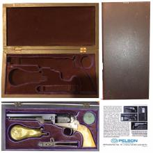 Extremely Rare French Colt 1849 gun (case only)