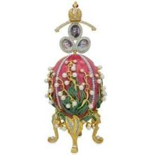 1898 Lilies of the Valley Faberge Egg 8