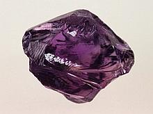 Huge 100.23 Carat Natural Rough Amethyst